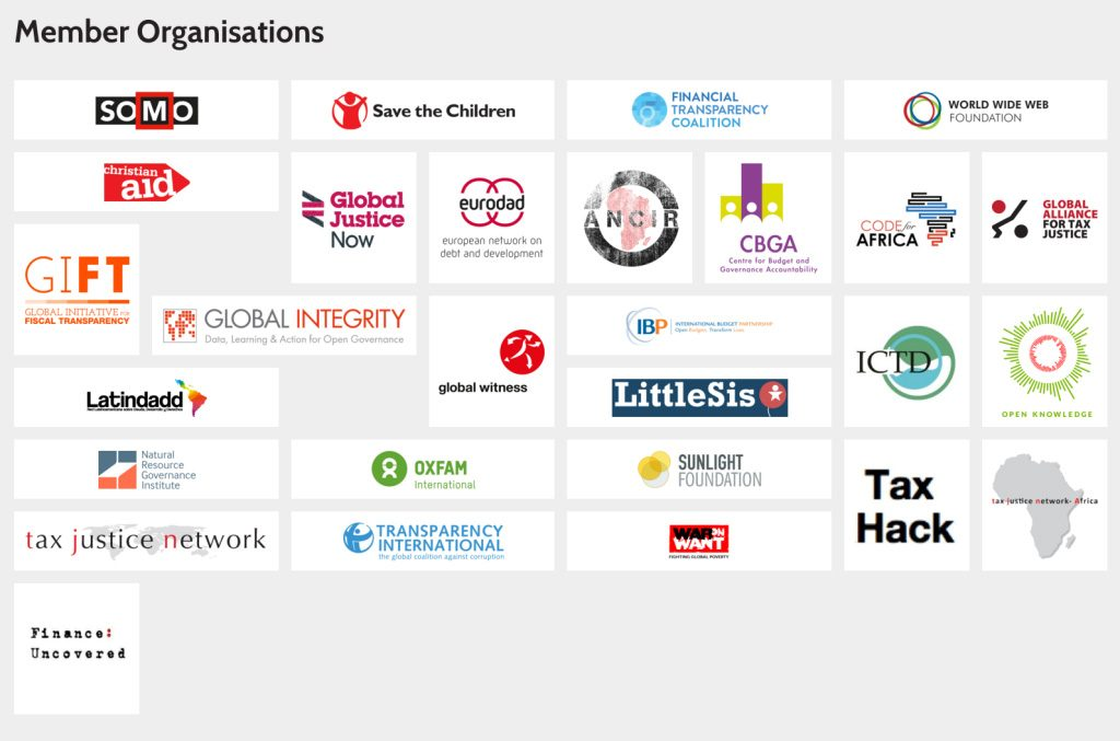 OPEN DATA FOR TAX JUSTICE: WHERE HAVE YOU BEEN ALL MY LIFE? #OD4TJ