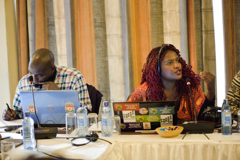 Africa Media Training Programme 2016