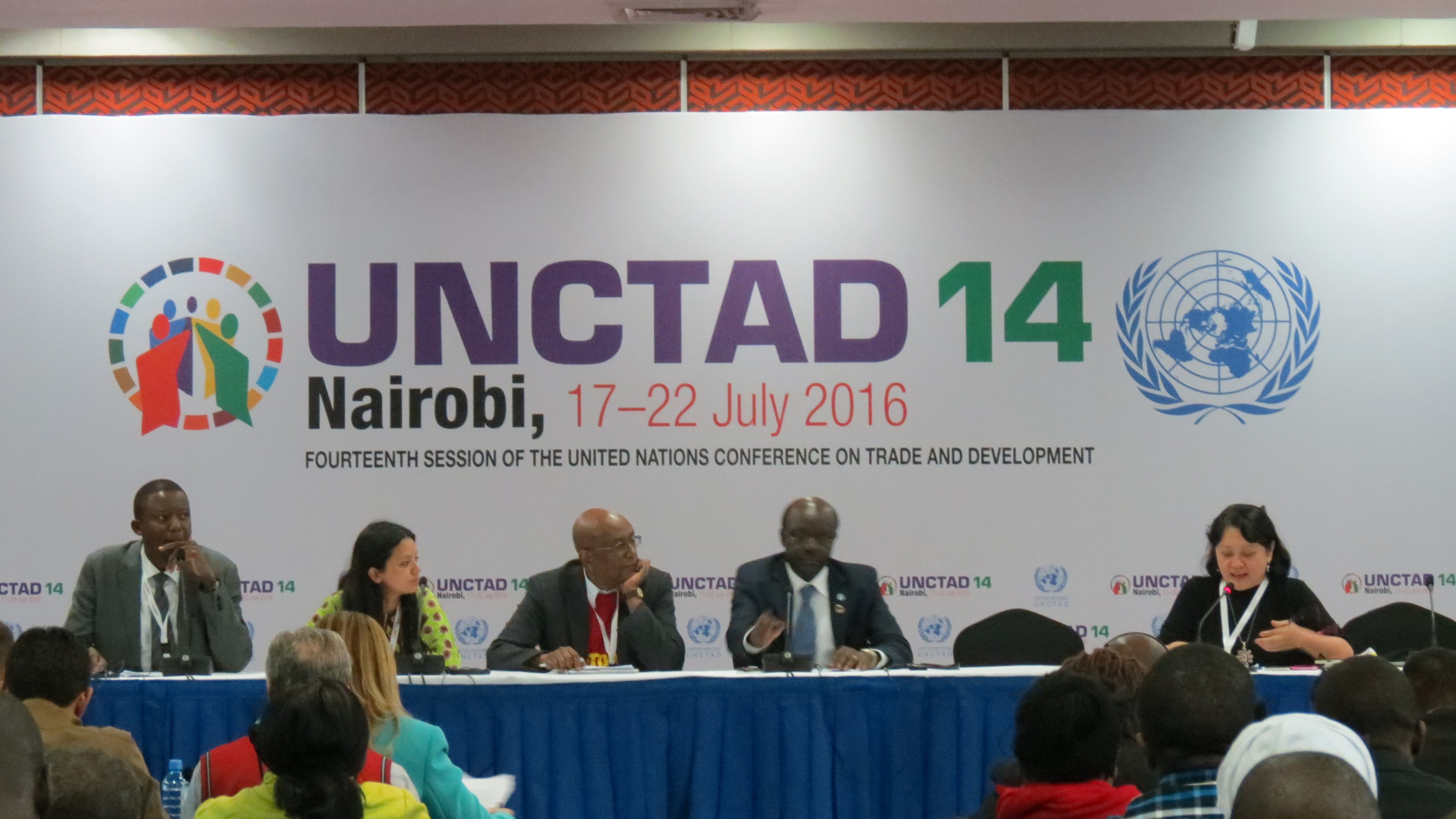 Civil Society call on world leaders to uphold commitments to development