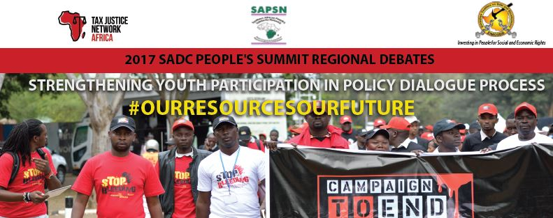 SADC Students Debate 2017: Our Resources, Our Future